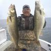 Walleye and Perch fishing charters on Lake Erie...Western Basin...Juls Walleye Fishing Adventures